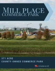 thumbnail of Mill Place Fact Sheet